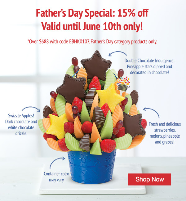 Honor Your Dad With These Edible Arrangements Hk Fathers Day